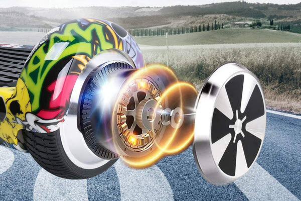 TOEU Hoverboard wheel