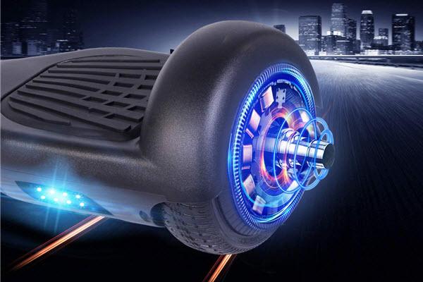 YHR Hoverboard wheel