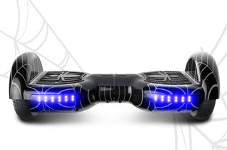 cho spider hoverboard