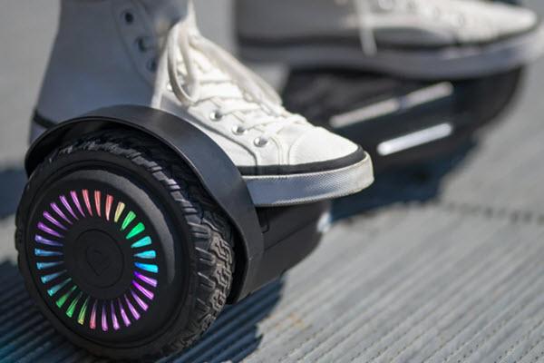 ride on jetson strike hoverboard