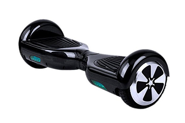 side view of astroboard hoverboard