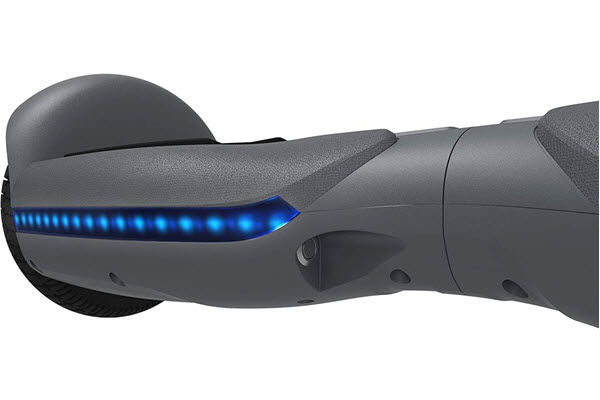 side view of jetson z5 eclipse hoverboard