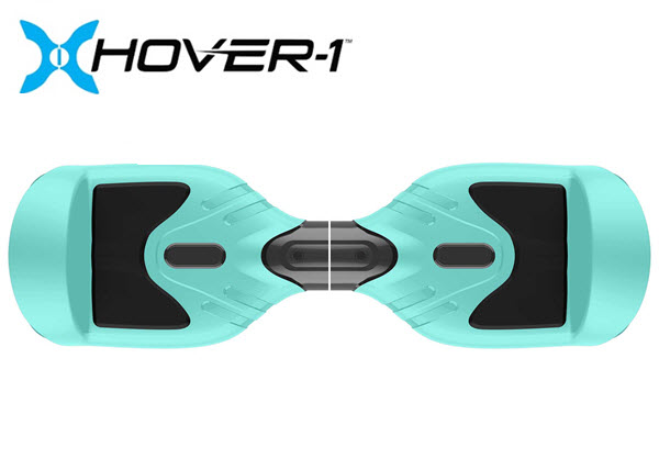 top view of hover 1 liberty hoverboard