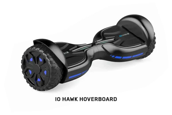 IO Hawk Two Rugged Hoverboard