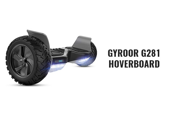 Gyroor G281 Hoverboard Review