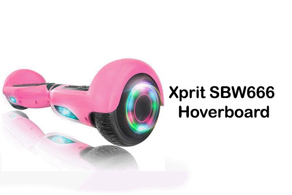 Xprit SBW666 Hoverboard Review