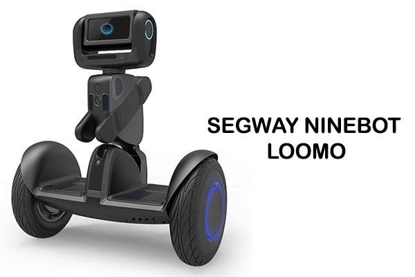 Segway LOOMO Hoverboard Review