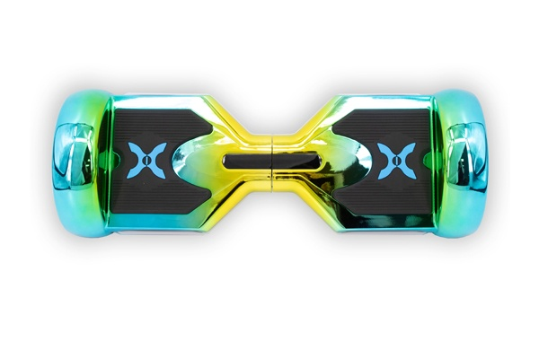 Top View of Hover-1 Eclipse Hoverboard