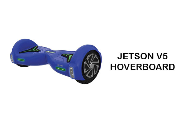 Jetson V5 Hoverboard Review