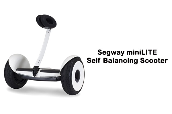 Segway miniLITE Self Balancing Scooter Review