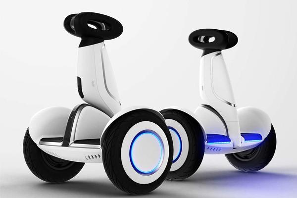 Segway Ninebot S-plus Smart Self Balancing Scooter