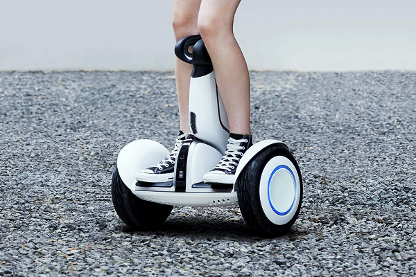 Segway S-Plus Scooter