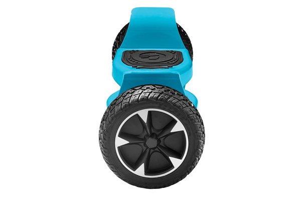 Side view of Gotrax Hoverfly xl hoverboard