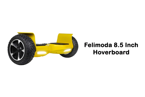 Felimoda 8.5 Inch Hoverboard Review