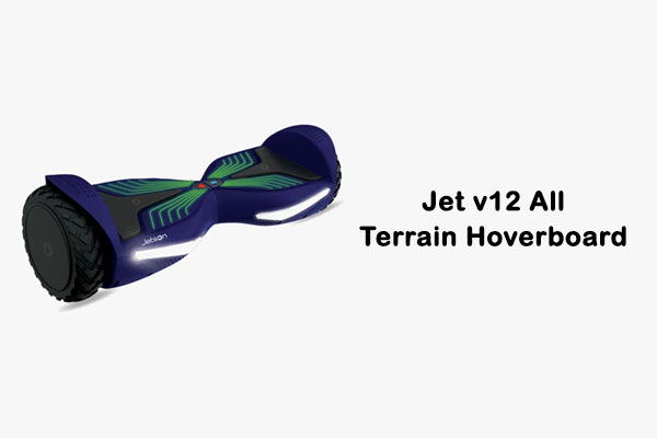 Jetson V12 Hoverboard Review