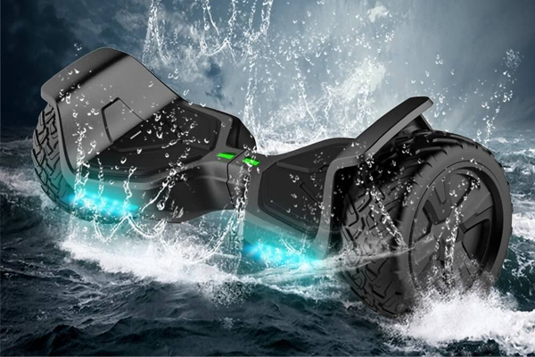 Are Hoverboards Waterproof?
