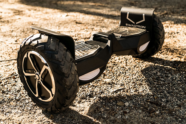 Consider the Surface While Riding the Hoverboard