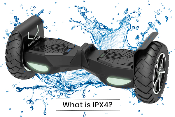 What is an IPX4 Rating?