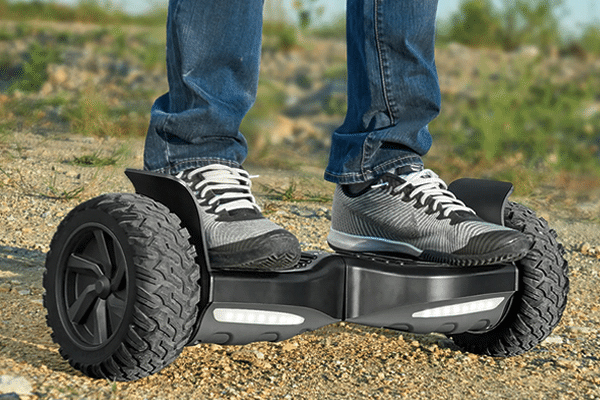 Off-Road Hoverboards